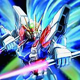 beam saber, clenched hands, close-up, dual wielding